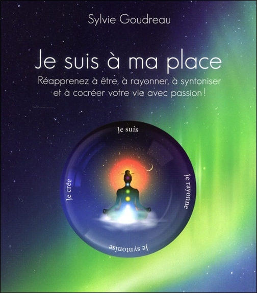 JE SUIS A MA PLACE - LIVRE + CD