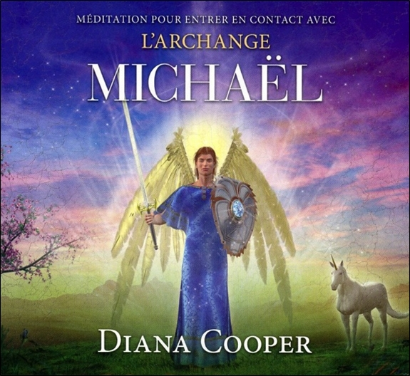 MEDITATION POUR ENTRER EN CONTACT AVEC L'ARCHANGE MICHAEL - LIVRE AUDIO