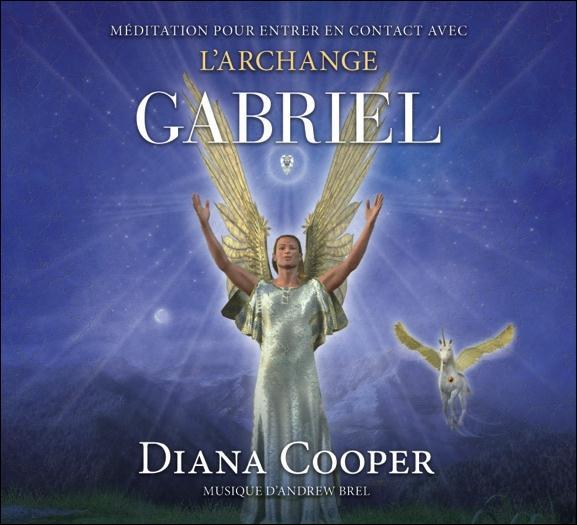 MEDITATION POUR ENTRER EN CONTACT AVEC L'ARCHANGE GABRIEL - LIVRE AUDIO