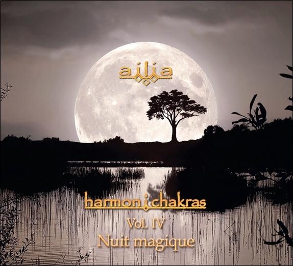 HARMON I CHAKRAS VOL.4 -  NUIT MAGIQUE