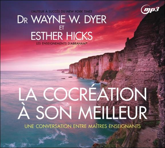 LA COCREATION A SON MEILLEUR - UNE CONVERSATION ENTRE MAITRES ENSEIGNANTS - CD MP3 - AUDIO