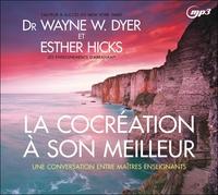 LA COCREATION A SON MEILLEUR - UNE CONVERSATION ENTRE MAITRES ENSEIGNANTS - CD MP3