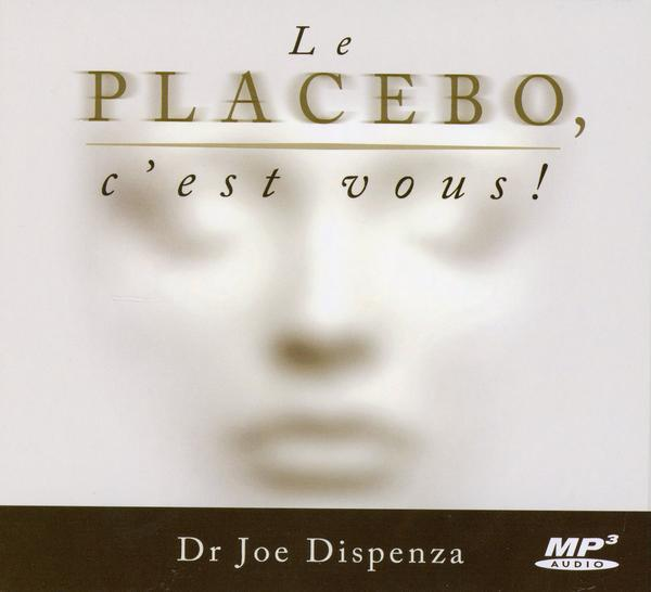 LE PLACEBO, C'EST VOUS ! CD MP3 - AUDIO
