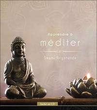 APPRENDRE A MEDITER - LIVRE + CD