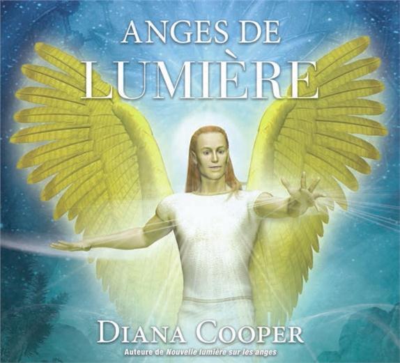 ANGES DE LUMIERE - LIVRE AUDIO 2CD