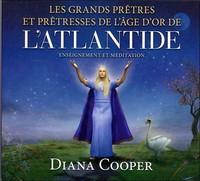 LES GRANDS PRETRES ET PRETRESSES DE L'AGE D'OR DE L'ATLANTIDE - LIVRE AUDIO