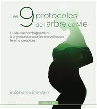 LES 9 PROTOCOLES DE L'ARBRE DE VIE - GUIDE D'ACCOMPAGNEMENT A LA GROSSESSE... - LIVRE + CD