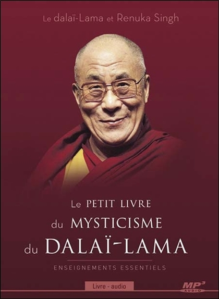 LE PETIT LIVRE DU MYSTICISME DU DALAI-LAMA - LIVRE AUDIO CD MP3