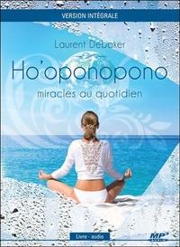 HO'OPONOPONO - MIRACLES AU QUOTIDIEN - LIVRE AUDIO CD MP3
