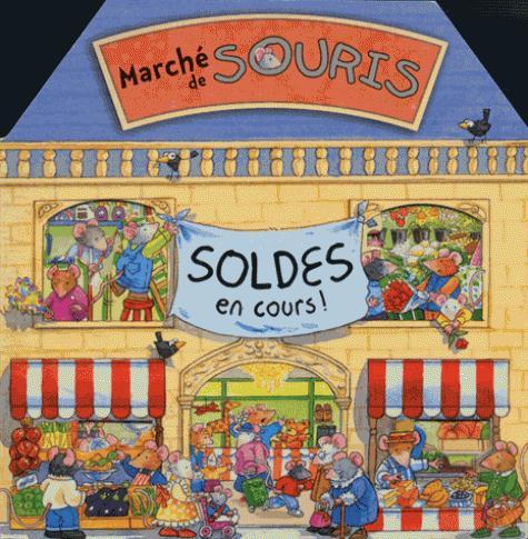 MARCHE DE SOURIS