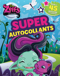 SUPER AUTOCOLLANTS ZELFS