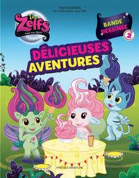 THE ZELFS T2-DELICIEUSES AVENTURES