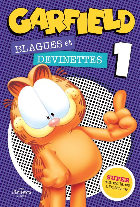 BLAGUES GARFIELD #1