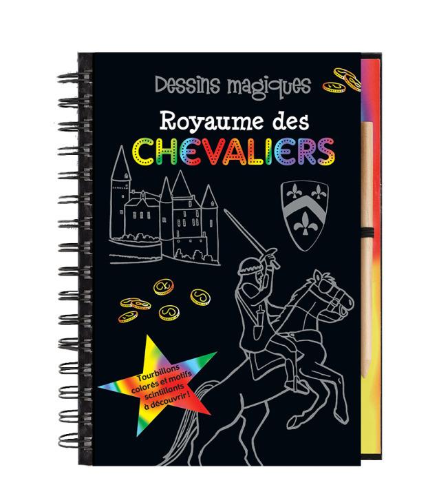 DESSINS MAGIQUES : ROYAUMES DES CHEVALIERS