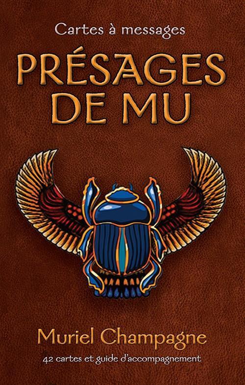 PRESAGE DE MU - CARTES A MESSAGE