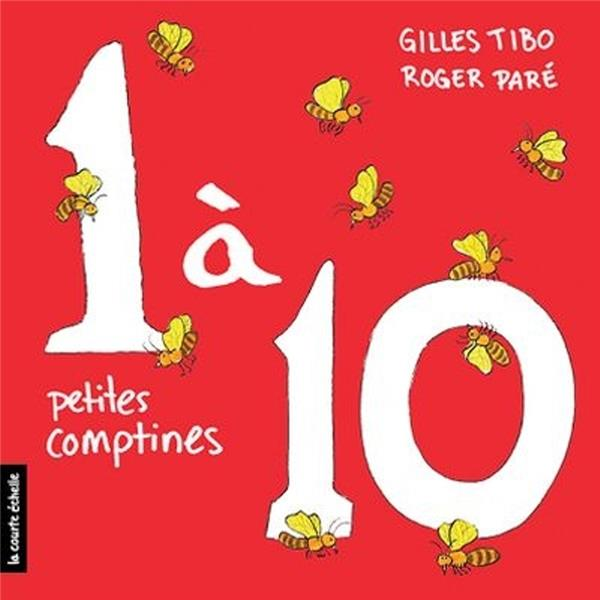 1 A 10 PETITES COMPTINES