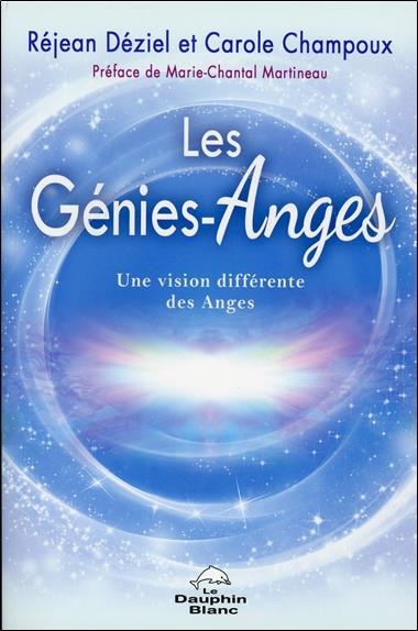 LES GENIES-ANGES - UNE VISION DIFFERENTE DES ANGES