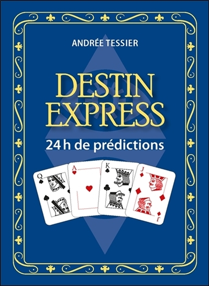 DESTIN EXPRESS - 24H DE PREDICTIONS - COFFRET