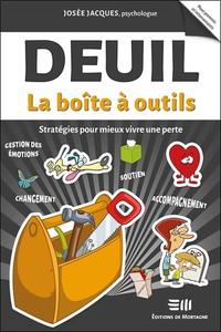 DEUIL - LA BOITE A OUTILS - STRATEGIES POUR MIEUX VIVRE UNE PERTE