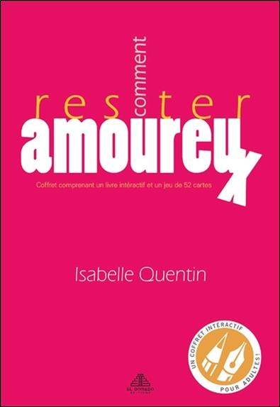 RESTER AMOUREUX - COFFRET LIVRE + JEU