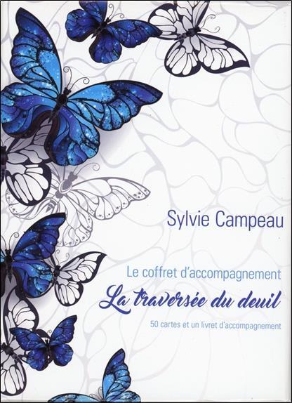 LE COFFRET D'ACCOMPAGNEMENT - LA TRAVERSEE DU DEUIL - 50 CARTES ET UN LIVRET D'ACCOMPAGNEMENT