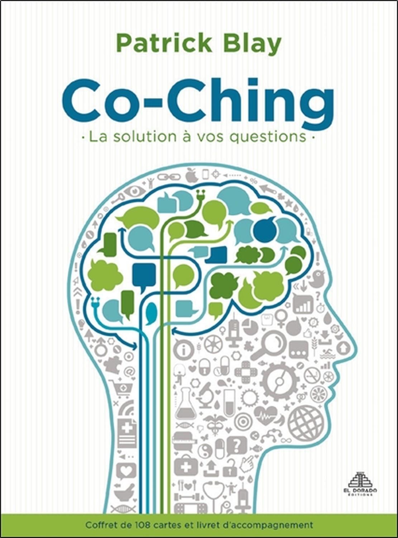CO-CHING - LA SOLUTION A VOS QUESTIONS - COFFRET LIVRE + JEU