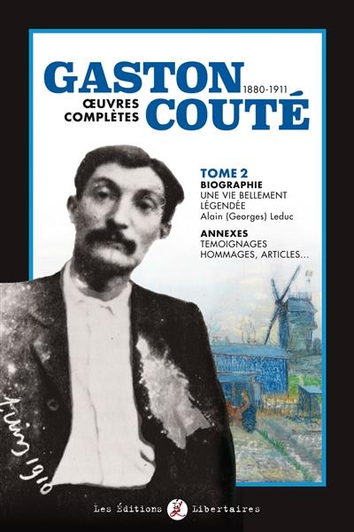 GASTON COUTE, OEUVRES COMPLETES T02