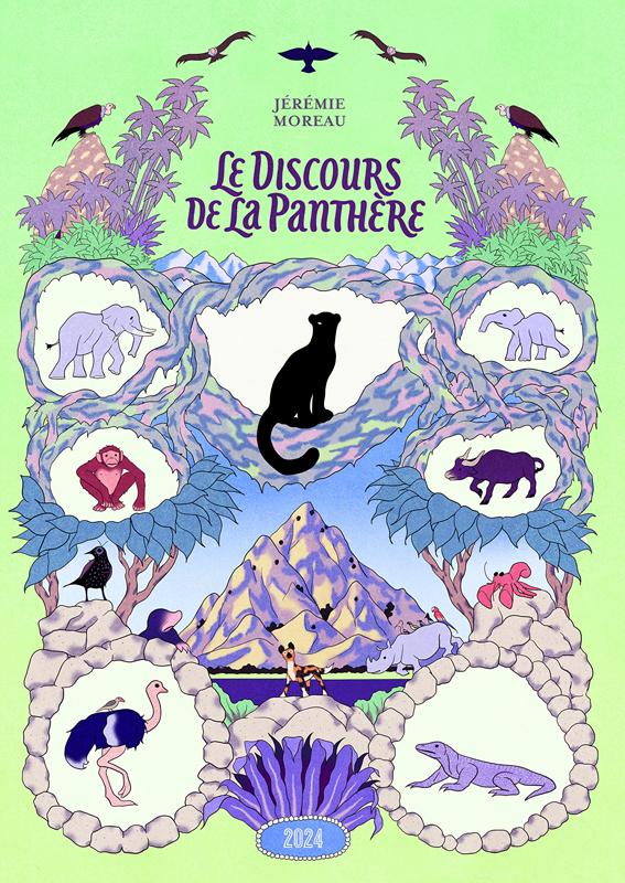 LE DISCOURS DE LA PANTHERE