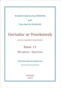 T 11- GERIADUR AR VEZEKNIEZH
