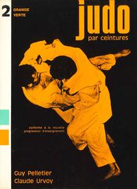 T2 JUDO PAR CEINTURES (ORANGE/VERTE)