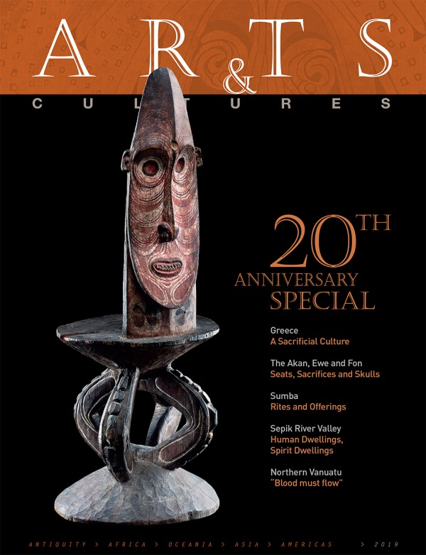 ARTS AND CULTURES 20TH ANNIVERSARY SPECIAL - ARTS & CULTURES 2019 ENGLISH
