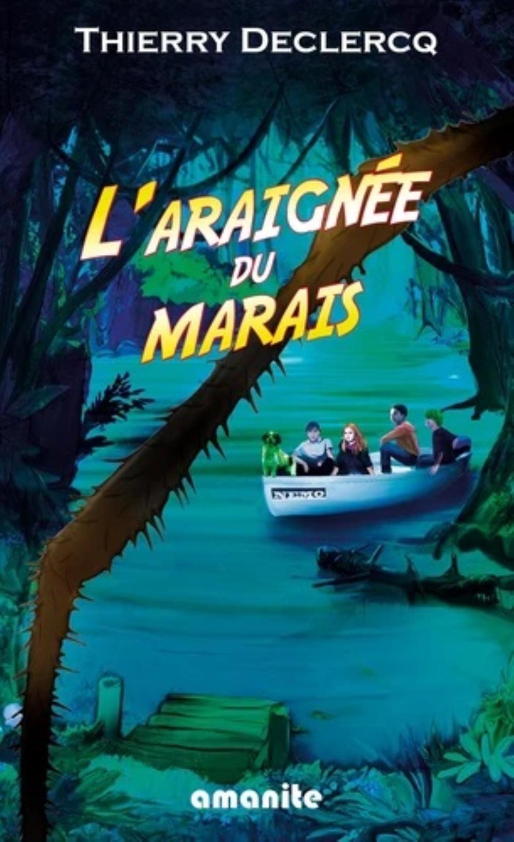 L'ARAIGNEE DU MARAIS