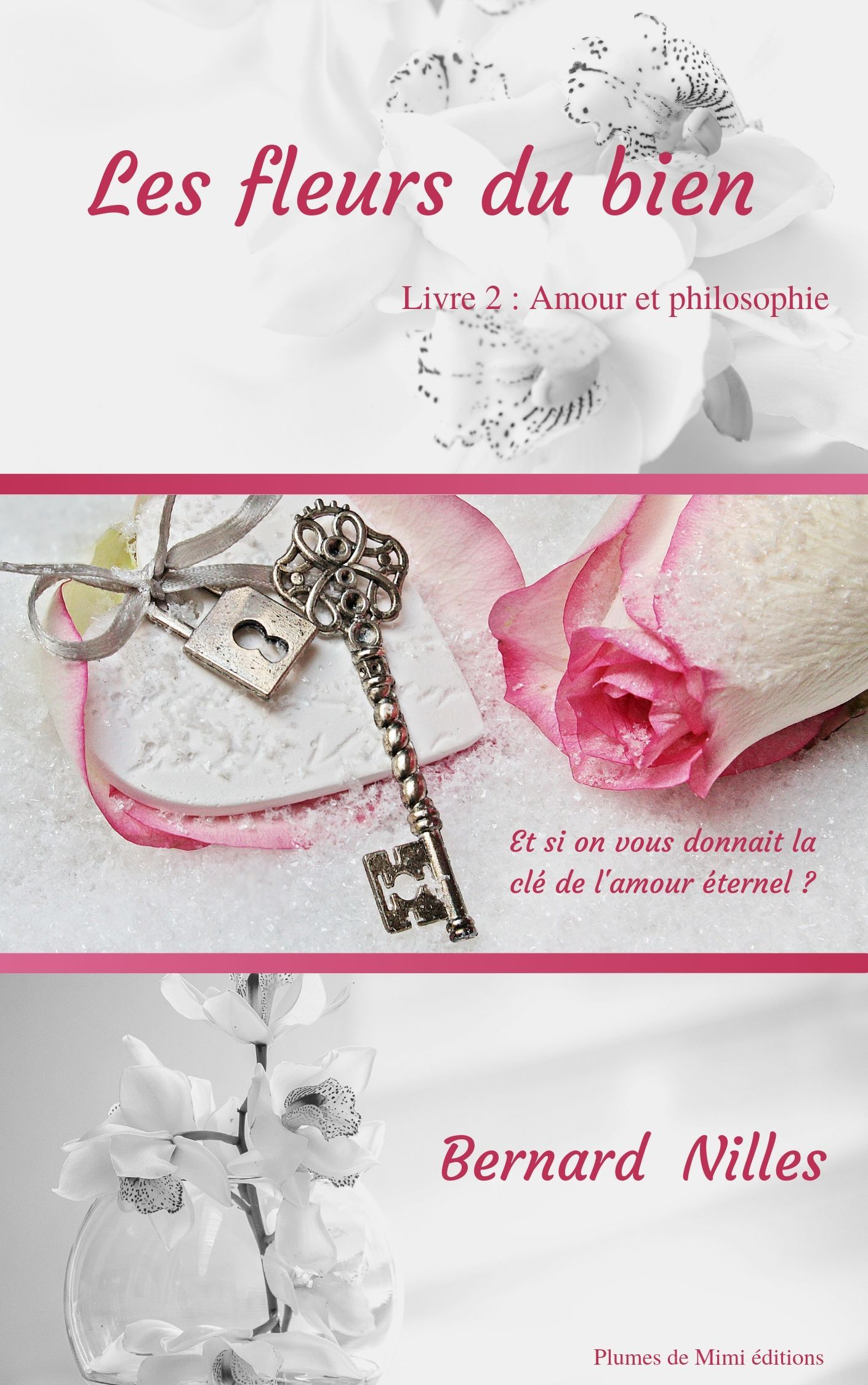 LES FLEURS DU BIEN - LIVRE 2 : AMOUR ET PHILOSOPHIE