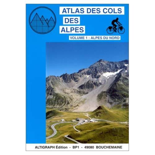 ***ATLAS DES COLS ALPES NORD
