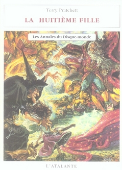 LA HUITIEME FILLE LES ANNALES DU DISQUE MONDE03