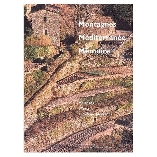 MONTAGNES. MEDITERRANEE. MEMOIRE.
