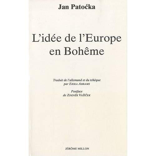 L'IDEE DE L'EUROPE EN BOHEME