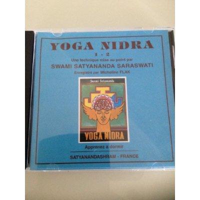CD YOGA NIDRA 1 ET 2 ENREGISTRE PAS MICHELINE FLAK
