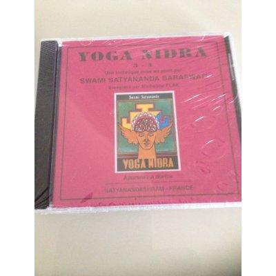 CD YOGA NIDRA 3 ET 4