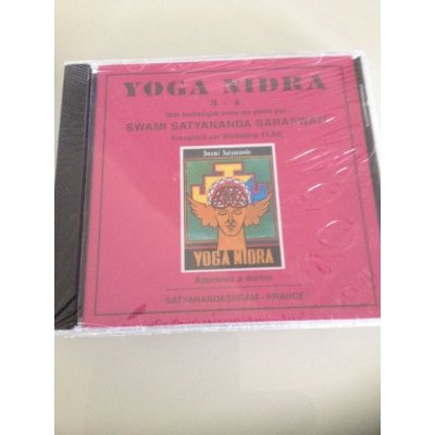CD YOGA NIDRA 3 ET 4