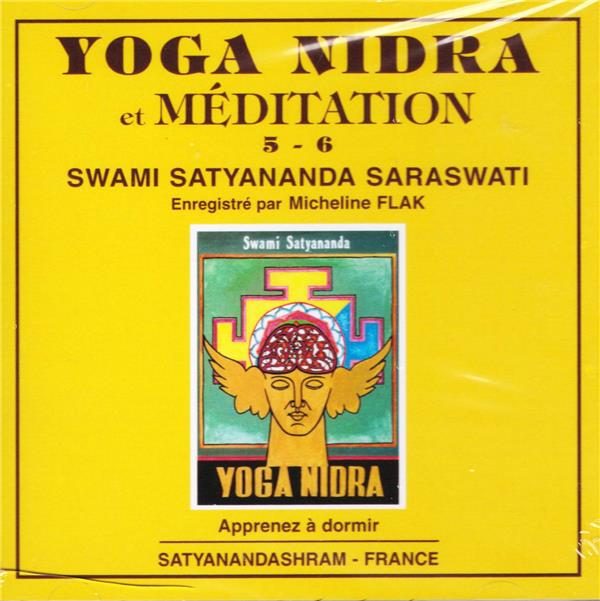 YOGA NIDRA CD 5-6
