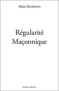 REGULARITE MACONNIQUE