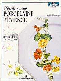 PEINTURE SUR PORCELAINE ET FAIENCE T1