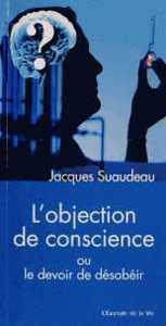 L  OBJECTION DE CONSCIENCE