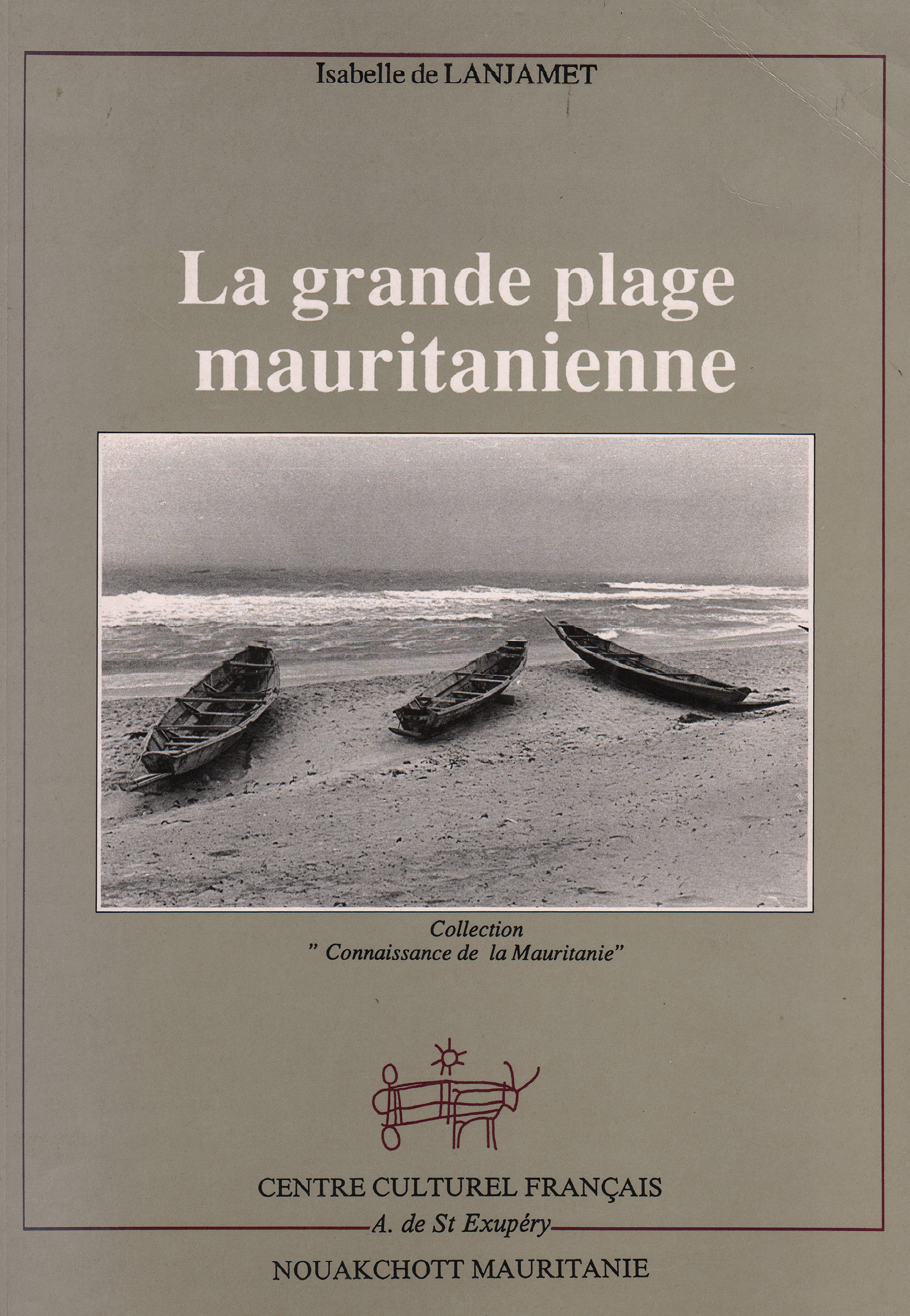 LA GRANDE PLAGE MAURITANIENNE
