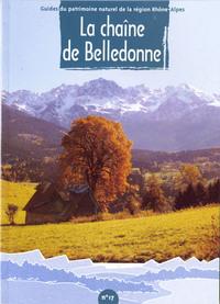N 17 LA CHAINE DE BELLEDONNE