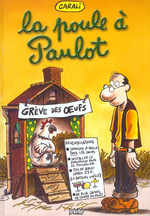 LA POULE A PAULOT