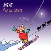 L'AVENT POUR LES ENFANTS A L'ECOLE DES SAINTS