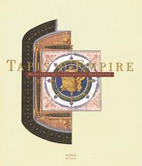 TAPIS D'EMPIRE - MAQUETTES DE LA COLLECTION MARMOTTAN