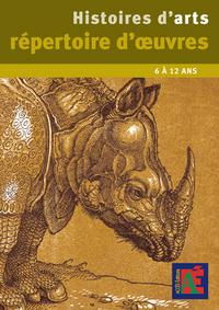 HISTOIRES D'ARTS REPERTOIRE D'OEUVRES